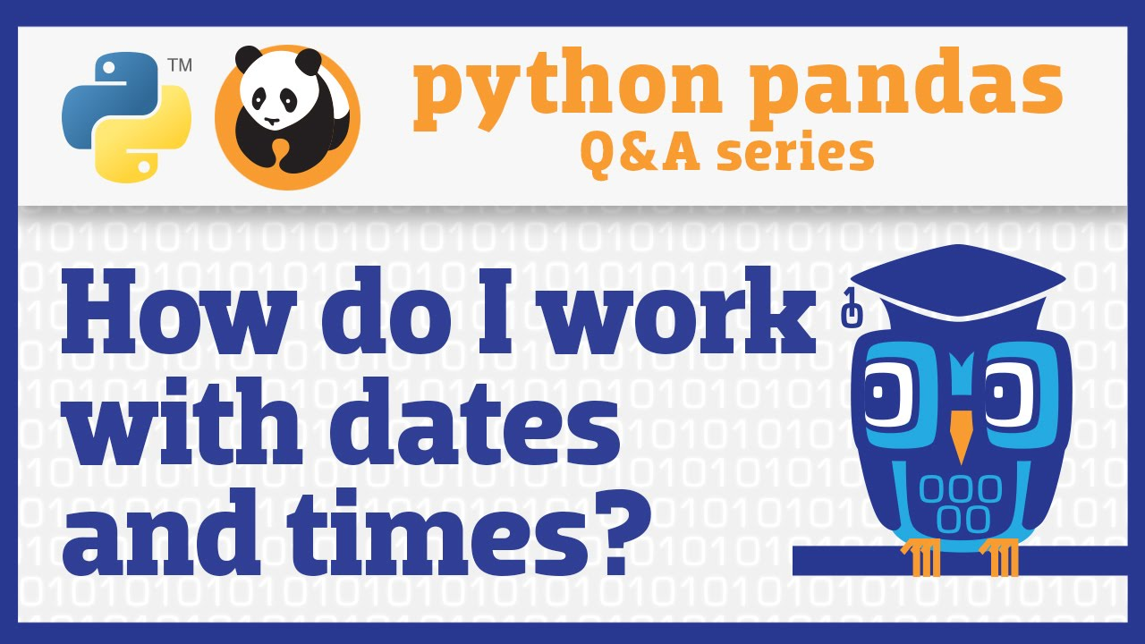 Pandas datetime format to datetime64
