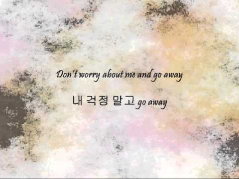 2NE1 - Go Away [Han & Eng]