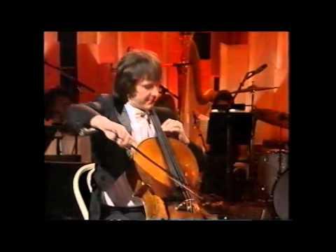 Julian Lloyd Webber plays music by Jerome Kern