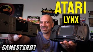 Why you should oẁn an Atari Lynx & Games I recommend - Gamester81