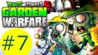 Plants vs. Zombies Garden Warfare Part 7- Garden Ops  Multiplayer (Xbox One)