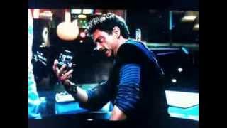 Iron Man 2 Tony Rhodey