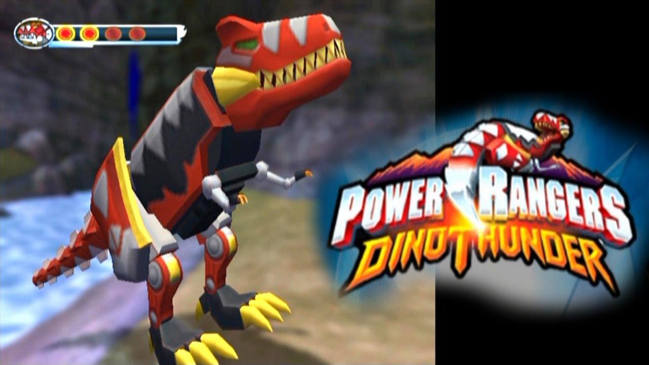 Power Rangers Dino Thunder Ps2 Youtube
