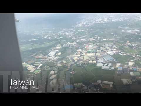 Taiwan TPE - MNL via PAL