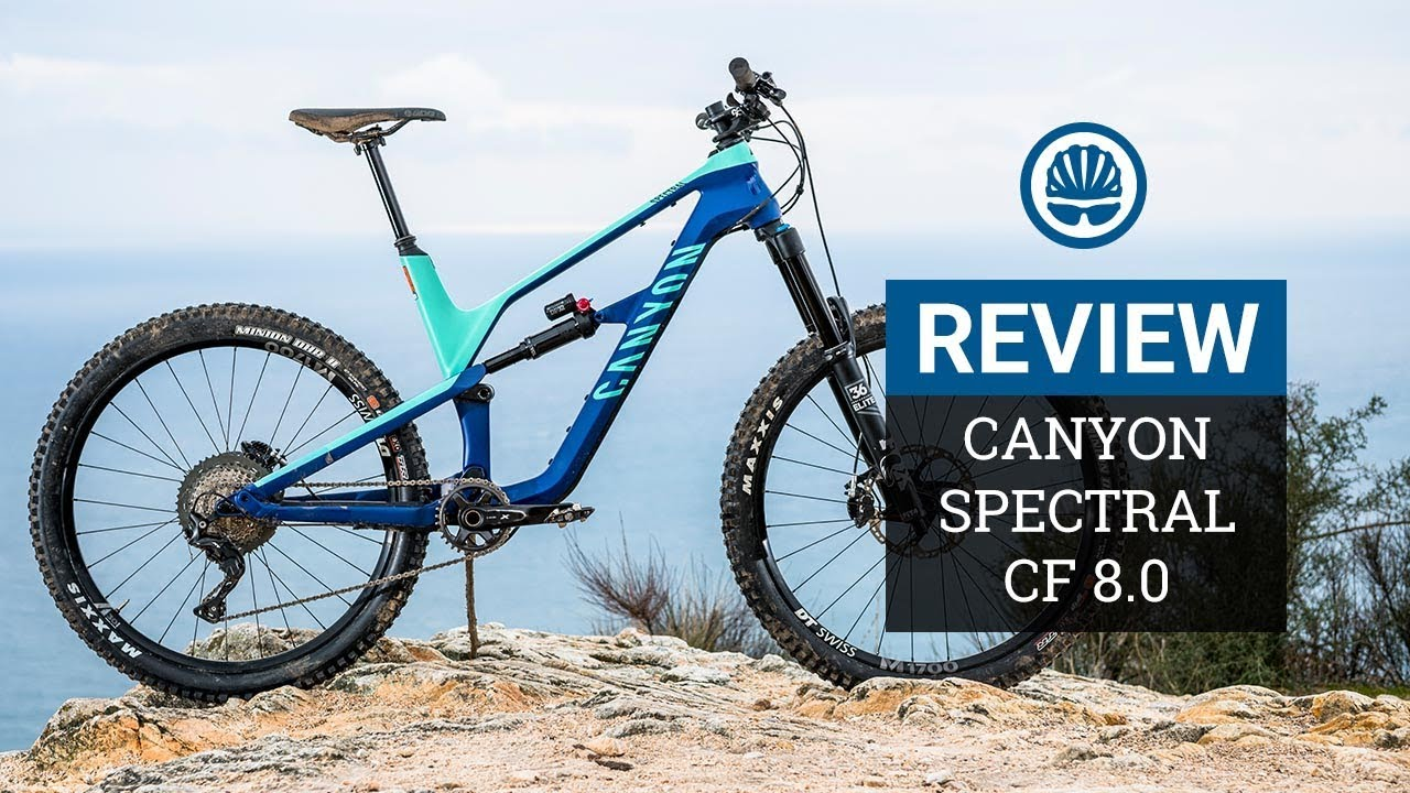 Canyon Spectral CF 8 0 | Almost Brilliant, But There's a Catch | Trail Bike  of The Year