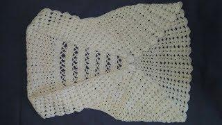 Crochet Shrug/Crochet Bolero Jacket