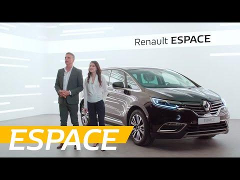 Renault ESPACE - Showroom Digital