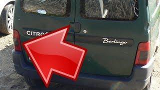 Anomalie de fonctionnement feu stop sur Citroen Berlingo (solution 0€)