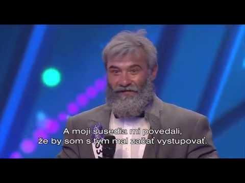 ČESKO SLOVENSKO MÁ TALENT 2015  Vladimir Georgievsky