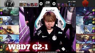 IG vs TES - Game 1   Week 8 Day 7 LPL Summer 2020   Invictus Gaming vs Top Esports G1