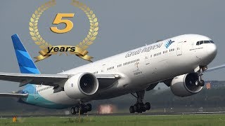THE BEST of 5 Years PilotSanderHD 16x B777, 10x A330, 4x A380, 4x A350, 4x B747, 2x MD11, 3x A340