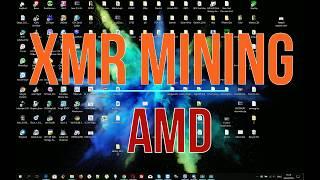 Настройка майнинга МОНЕРО на AMD с Новым алгоритмом CryptoNightV7 , Mining XMR on AMD