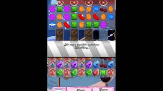 Candy Crush Saga Level 1474 No Booster