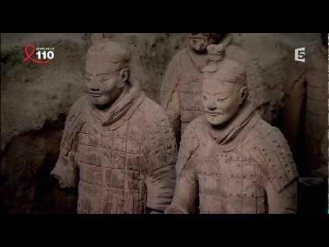L'Histoire du mausolée de l'empereur Qin
