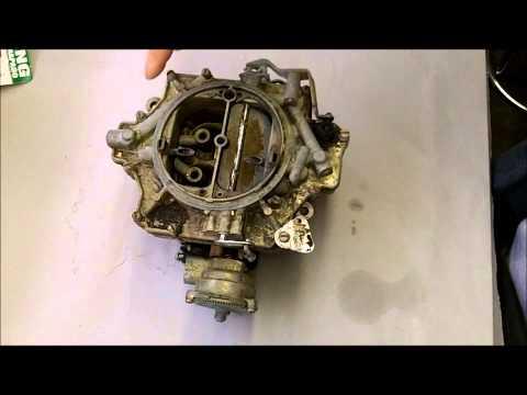 Rochester 4G 4GC Carburetor Identification