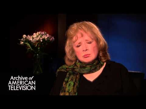 Piper Laurie discusses the Blacklist - EMMYTVLEGENDS.ORG