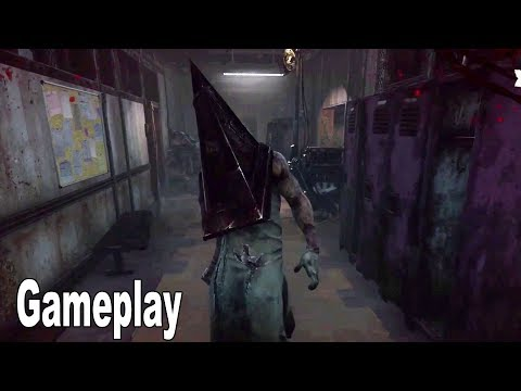 Dead by Daylight - Silent Hill Gameplay Reveal [HD 1080P]