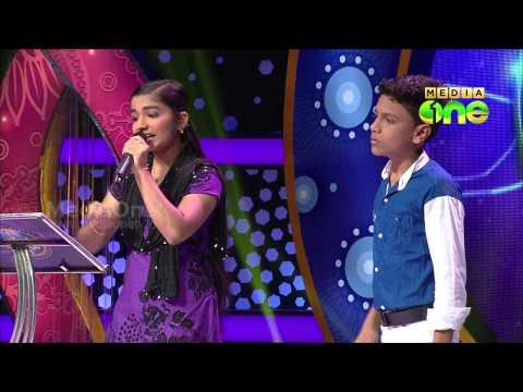 Best of Pathinalaam Ravu Season3 Arafath And Harsha Singing ' Muthumehaboobe ' (Epi72 Part3)