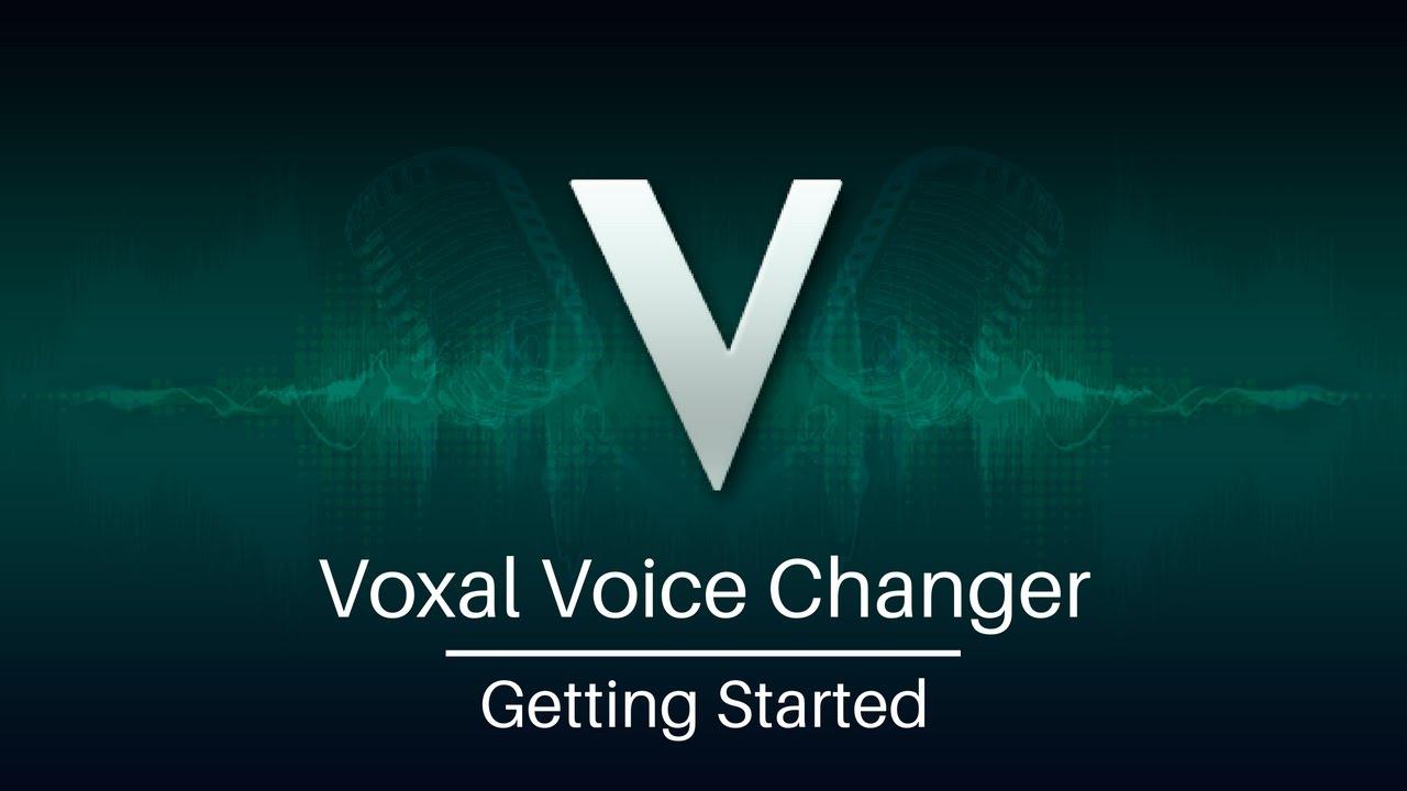 Voxal Voice Changer 2022 Crack
