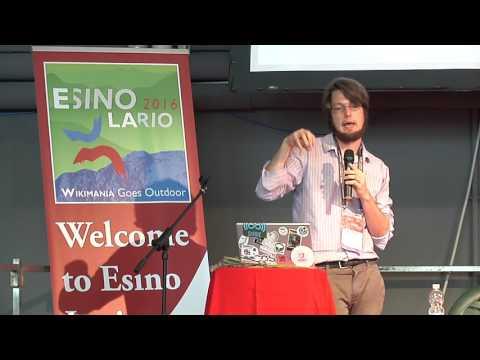 Wikimania 2016 - Verifiability of Wikipedia by Alex Stinson