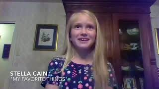 Amy Weintraub Recital #1 short (young kids)