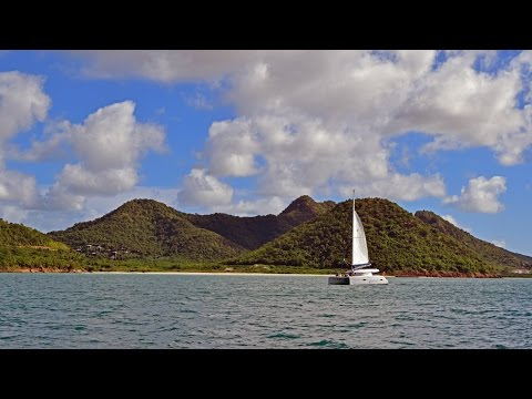 Antigua - Catamaran Sail (Royal Princess Excursion)