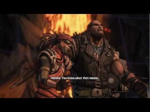 Borderlands 2: Handsome Jack's Last Words