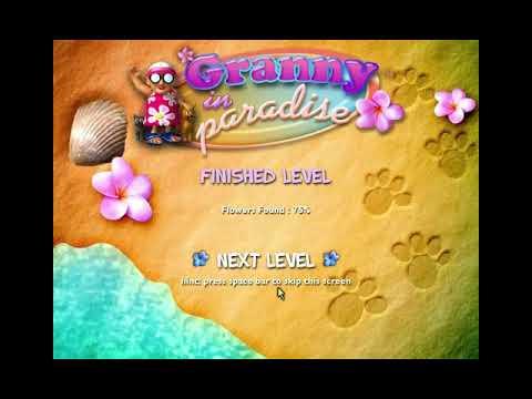 Super Granny 2 Granny in Paradise! Level 1 - 10