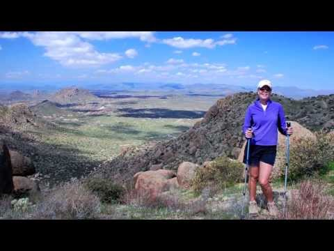 Hiking Scottsdale's Tom's Thumb Trail