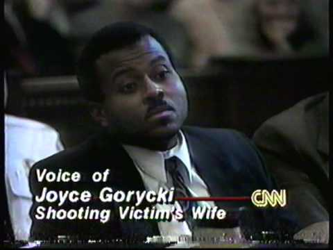 CNN Report on Sentencing & FamilyVictim Testimony on LIRR Shooting Suspect Colin Ferguson 1995