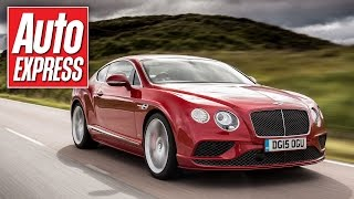 Bentley Continental GT Speed review – is 206mph really necessary?