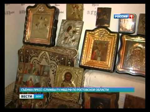 Житель Новошахтинска задержан за кражи в храмах Ростовской области