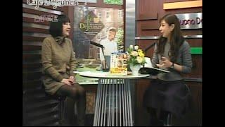 大人気の書籍「夫もやせるおかず 作りおき」を出された柳澤英子さんにイ...