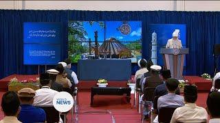 Hazrat Khalifatul Masih V (aba) Delivers Special Address at Jalsa Salana UK 2020