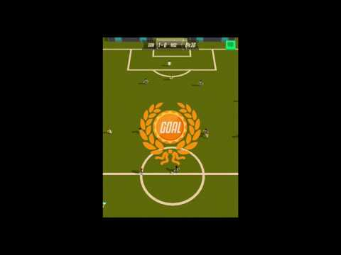 Solid Soccer IOS Gameplay