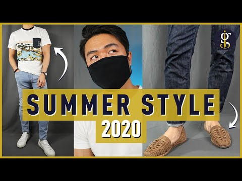 10 SUMMER STYLE ESSENTIALS You Want in Your Wardrobe | Men's Fashion 2020