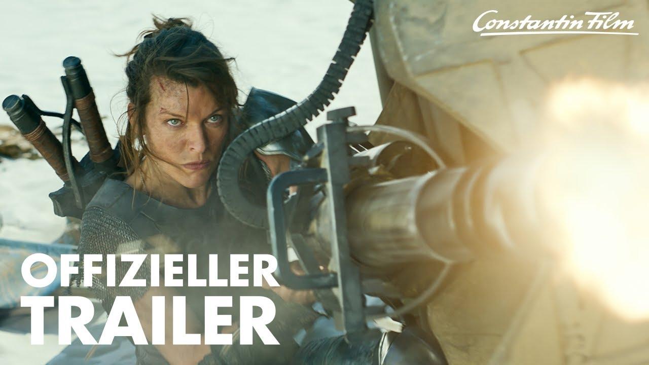 MONSTER HUNTER - Offizieller Trailer 3