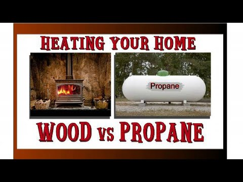The Costs Of Heating Your Home With Wood Vs Propane