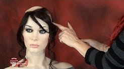 Create A Hairline Hair-Piece From a Lace Front Wig- DoctoredLocks.com