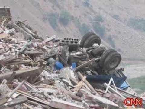 Rebuilding after China's quake