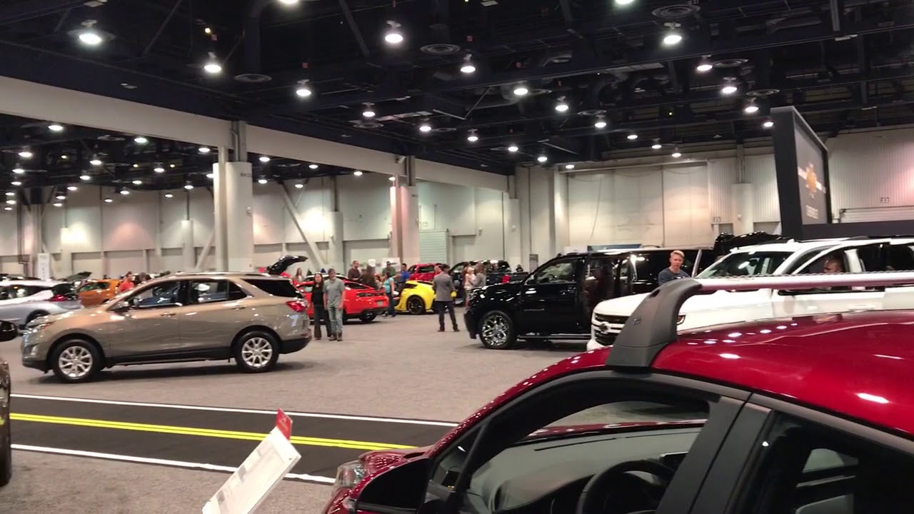 motor trend auto show in vegas youtube. Black Bedroom Furniture Sets. Home Design Ideas