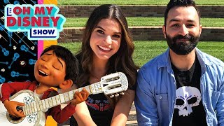 Adrian Molina on the Music of Coco | Oh My Disney Show