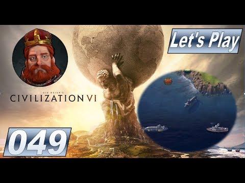 CIVILIZATION VI #049 Hongkong eingenommen und Verluste zu See #Let's Play #Civilization 6 #deutsch