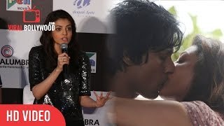 Kajal Agarwal Finally Speaks Up On Kissing Scene With Randeep Hooda | Story Behind Kissing