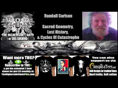 Randall Carlson | Sacred Geometry, Lost History, & Cycles Of Catastrophe