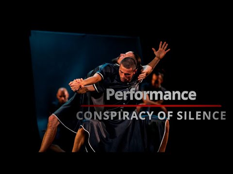 CONSPIRACY OF SILENCE - contemporary dance performance - MN DANCE COMPANY