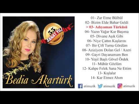 Bedia Akartürk - Adıyaman Türküsü [Official Video] 55. Sanat Yılı [Official Video] 55. Sanat Yılı