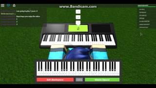 piano roblox - 7 years