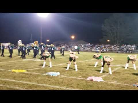 Gordo High School marching band