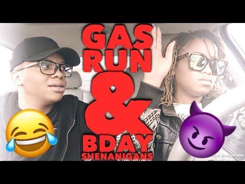 SIBZ: Gas Run & Bday Shenanigans